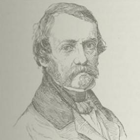 Briggs, Charles Frederick (1804-1877) | The Vault at Pfaff's